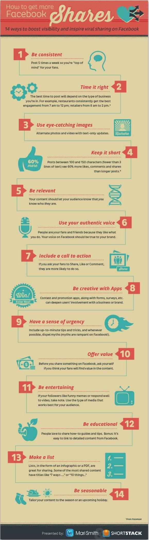 Facebook, como aumentar la participacion de tus fans en tus mensajes